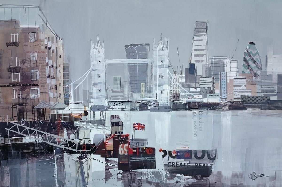 Butler's Wharf Study